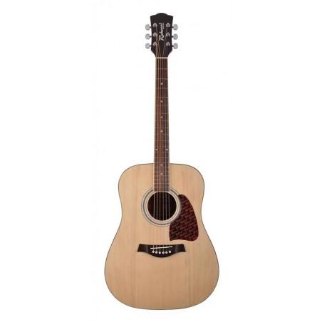 Guitare Electro-acoustique Lag T70DCE-BRB