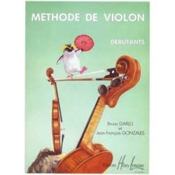 Méthode de Violon Débutant...