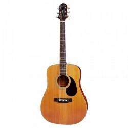 Guitare Folk Crafter Cèdre...