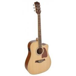Guitare Folk Electro...
