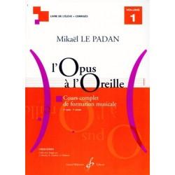 L'Opus à l'Oreille - Vol 1