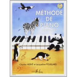 Méthode de piano débutant -...