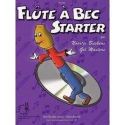 Flûte à bec Starter Vol 1