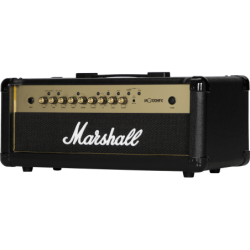 Marshall Tête MG 100W Gold...