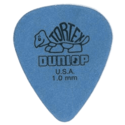 Dunlop Tortex 1,00mm 418R100