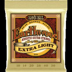 Ernie Ball Earthwood 80/20...