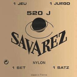 Savarez JAUNE TIRANT FORT 520J