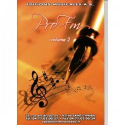 PRO FM - Volume 2 -...