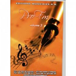 PRO FM - Volume 3 -...